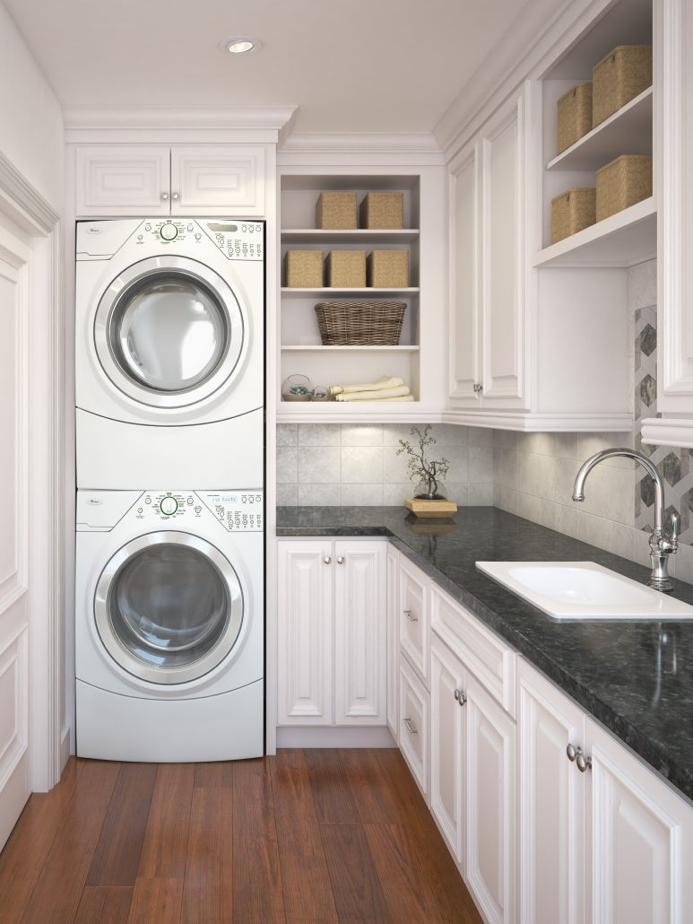 Laundry Room Cabinets Variations On The Same Theme
